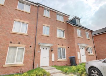 Thumbnail 4 bed town house for sale in Nickleby Close, Rugby