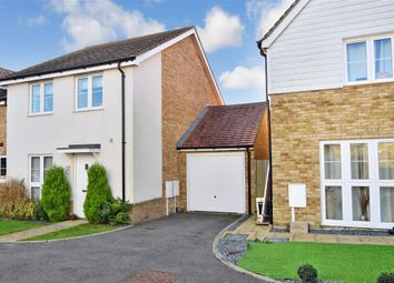 Thumbnail 3 bed end terrace house for sale in Colemans Close, Ashford, Kent