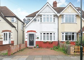 Thumbnail 3 bed semi-detached house for sale in Rydal Gardens, Whitton, Hounslow