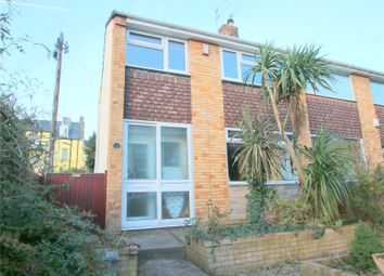 Thumbnail 3 bed semi-detached house for sale in Park Road, Southville, Bristol
