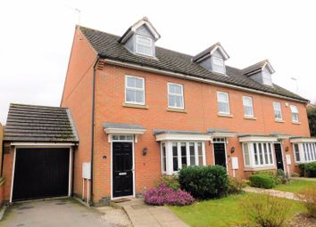 Thumbnail 3 bed semi-detached house for sale in Du Cane Close, Shepshed, Loughborough