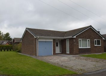 Thumbnail 3 bed detached bungalow for sale in Lon Yr Ysgol, Caerwys, Mold