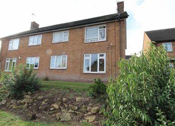 Thumbnail 1 bed flat for sale in Broadwood Road, Bestwood Park, Nottingham