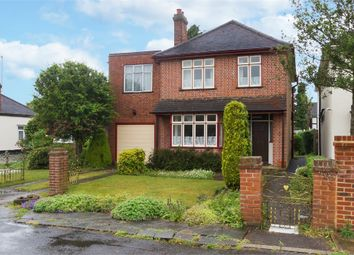 Thumbnail 4 bed detached house for sale in Orchard Road, Old Windsor, Berkshire