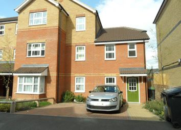 Thumbnail 1 bed property to rent in Sarum Road, Leagrave, Luton