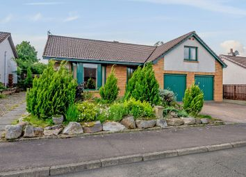 Thumbnail 4 bed bungalow for sale in Castlehill Court, Symington, Biggar