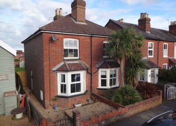 Thumbnail 2 bed semi-detached house for sale in Lower Manor Road, Godalming