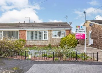 Thumbnail 2 bed semi-detached bungalow for sale in Winchester Close, Hull