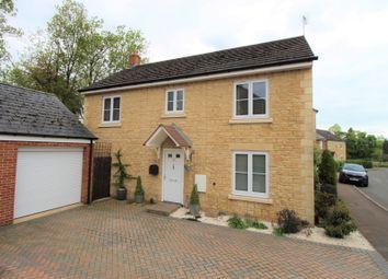 Thumbnail 4 bed detached house for sale in Desert Orchid Road, Prestbury, Cheltenham