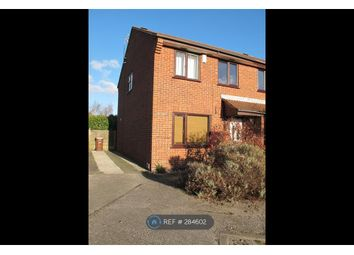 Thumbnail 3 bed semi-detached house to rent in Rushy Close, Nottingham