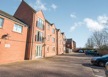 Thumbnail 2 bed flat for sale in Eagleworks Drive, Walsall