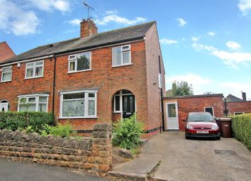 Thumbnail 3 bed semi-detached house to rent in Dakeyne Street, Sneinton, Nottingham