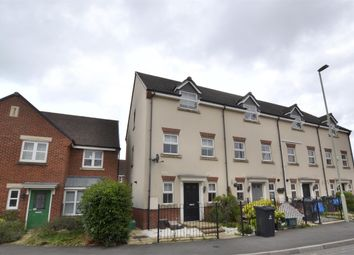 Thumbnail 3 bed end terrace house for sale in Thatcham Avenue Kingsway, Quedgeley, Gloucester