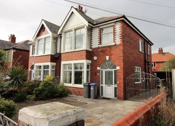 Thumbnail 3 bed terraced house to rent in Warley Road, Blackpool