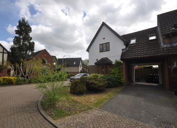 Thumbnail 2 bed link-detached house to rent in Almond Close, Ashford