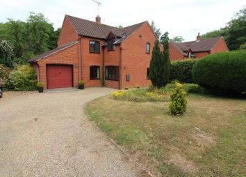 Thumbnail 4 bed detached house for sale in Union Road, Smallburgh, Norwich