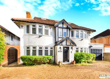 Thumbnail 7 bed detached house for sale in Elmgate Gardens, Edgware, Middlesex