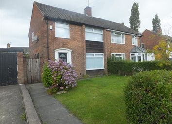 Thumbnail 3 bed semi-detached house to rent in Bluebell Lane, Huyton, Liverpool