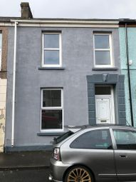 Thumbnail 3 bed terraced house to rent in Annesley Street, Llanelli