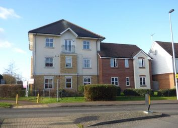 Thumbnail 2 bed flat for sale in Hopcrofts Meadow, Redhouse Park, Milton Keynes, Bucks