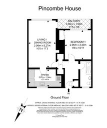 Thumbnail 1 bed flat for sale in Orb Street, E&C SE17,