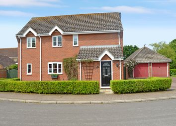 Thumbnail 4 bed detached house for sale in The Green, Bungay