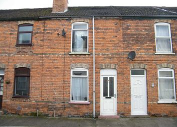 Thumbnail 2 bed terraced house for sale in Wheeldon Street, Gainsborough