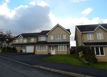 Thumbnail 4 bed detached house for sale in Willow Drive, Nelson, Lancashire