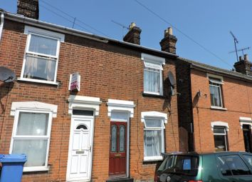 Thumbnail 2 bedroom terraced house to rent in Cowell Street, Ipswich