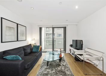 Thumbnail 1 bed flat to rent in Craig Tower, 1 Aqua Vista Square, London