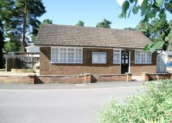 Thumbnail 2 bed detached bungalow to rent in California Country Park Homes, Nine Mile Ride, Finchampstead, Wokingham