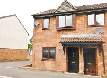 Thumbnail 2 bed semi-detached house to rent in Shand Park, Axminster
