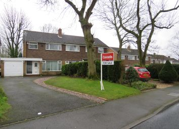 Thumbnail 3 bedroom semi-detached house for sale in Argyle Road, Walsall