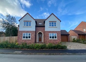 Thumbnail 4 bed detached house for sale in Westbrook Road, Kingsley, Frodsham