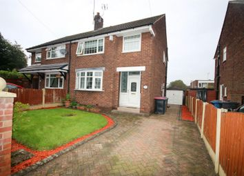 Thumbnail 3 bedroom semi-detached house for sale in Bindloss Avenue, Eccles, Manchester