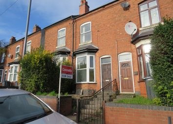 3 bed terraced house for sale in Wellington Road, Handsworth, Birmingham B20