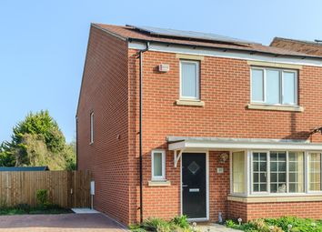 Thumbnail 3 bedroom detached house for sale in Crestwood Close, Northampton