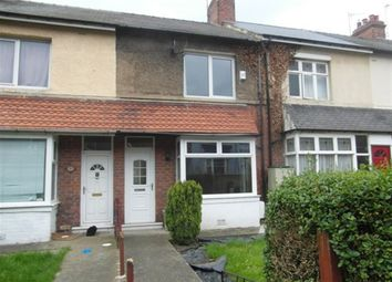 Thumbnail 2 bed terraced house to rent in Vernon Gardens, Darlington