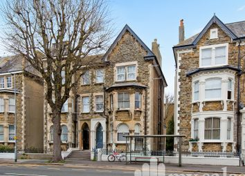 Thumbnail 3 bed flat for sale in Cromwell Road, Hove, East Sussex.