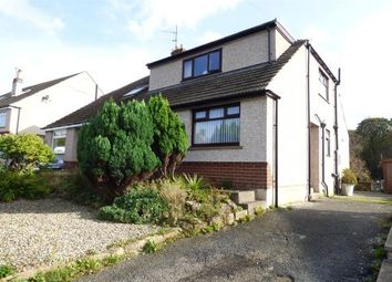 Thumbnail 4 bed semi-detached house for sale in Chequers Avenue, Lancaster