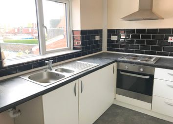 Thumbnail 2 bed flat to rent in High Street, Brockmoor, Brierley Hill