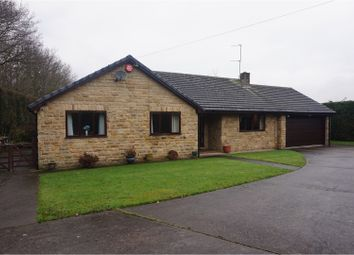 Thumbnail 3 bed detached bungalow for sale in Oakenshaw Lane, Walton, Wakefield
