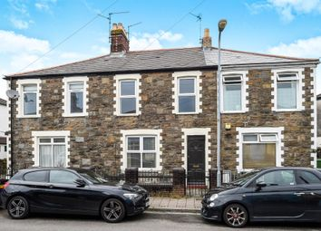 Thumbnail 2 bed terraced house for sale in Wyndham Street, Cardiff