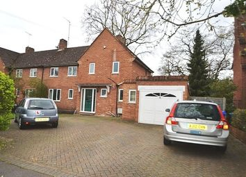 Thumbnail 4 bed property for sale in Conway Drive, Farnborough