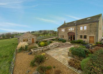 Thumbnail 5 bed barn conversion for sale in Helmshore, Rossendale
