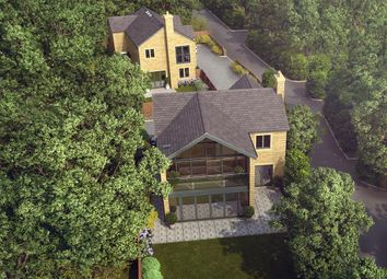 Thumbnail 4 bed detached house for sale in Burley Lane, Menston, Ilkley