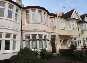 Thumbnail 3 bedroom terraced house to rent in Silverdale Avenue, Westcliff-On-Sea