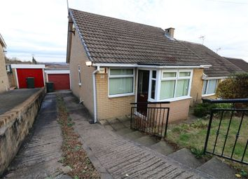 Thumbnail 1 bedroom semi-detached bungalow for sale in Benton Way, Kimberworth, Rotherham, South Yorkshire