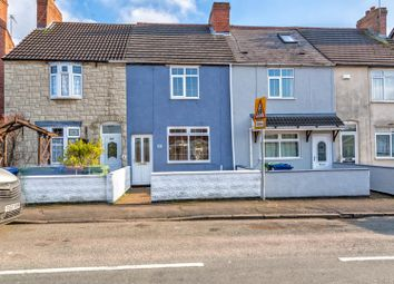 Thumbnail 3 bed terraced house for sale in Gorsemoor Road, Heath Hayes, Cannock