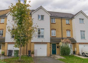 Thumbnail 4 bed town house for sale in Christian Close, Hoddesdon, Hertfordshire